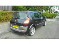 Scenic 1.5 dci 5dr 8 months mot only today £350