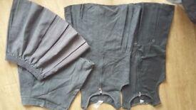 Girls aged 4-5 school dresses & skirts