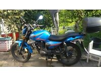 2015 KEEWAY RK 125 MOTORBIKE , GREAT CONDITION , LOW MILES , HPI CLEAR