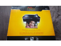 Kodak Hero 5.1 wireless printer/scanner loaded with full colour ink and spare black, boxed ex cond