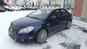 2013 Suzuki Kizashi - LEATHER & AWD - HURRY IN TODAY