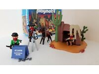 Playmobil 3815 Outlaw Hideaway