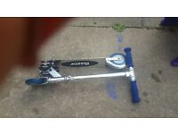 scooter for sale. only used few times vgc