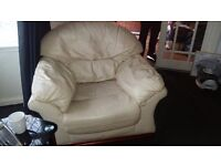 Leather sofa 3 piece Must Go Today!!!