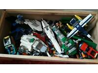 HUGE TRUNK OF LEGO