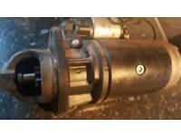 24 volt bosch starter motor
