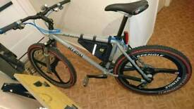 27 speed Klein mountain bike