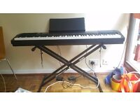 FULL Size Casio Keyboard. So AWESOME - It Will Make You Famous! CDP-130
