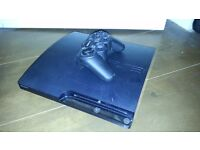 Sony PlayStation 3 Slim Launch Edition 120GB Charcoal Black