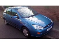 FORD FOCUS 1.6 AUTO DRIVES GREAT