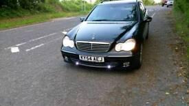 Mercedes Benz c270 estate diesel auto