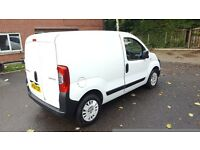 PEUGOT BIPPER 1.4 HDI 2008(58) WITH LONG MOT HPI CLEAR 1 OWNER