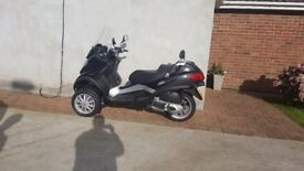 Piaggio MP3 Touring 300ie Trike for sale