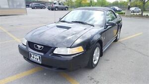 2000 Ford Mustang Leather   convertible   automatic