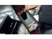 Biggest Global Buyer of Vertu Phones - Gentleman Watch Collector - Luxury Phone Collector