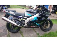 Kawasaki ZX9R C2 Low miles PX any bike and delivery possible