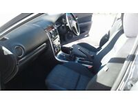 2007 57 MAZDA 6 MAZDA6 LOW 91K TURBO DIESEL MANUAL FULL MOT STUNNING DRIVE PX SWAPS