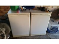 Fridge and Freezer working for quick sale