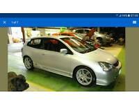 honda civic type r 93k must sell this week £2495