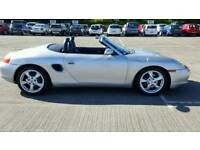 PORSHE BOXTER IMMACULATE ORIGINAL CONDITION FULL SERV HIST DRIVES EXCELLENT