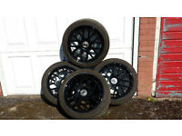 Wheels and Tyres to fit Hyundai