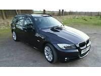 2009 BMW 3 Series 320D SE Touring,Full service history,3 Months Warranty,full mot