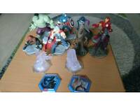 Guardians of the galaxy figures Disney infinity