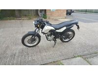 2009 derbi crosser 125cc