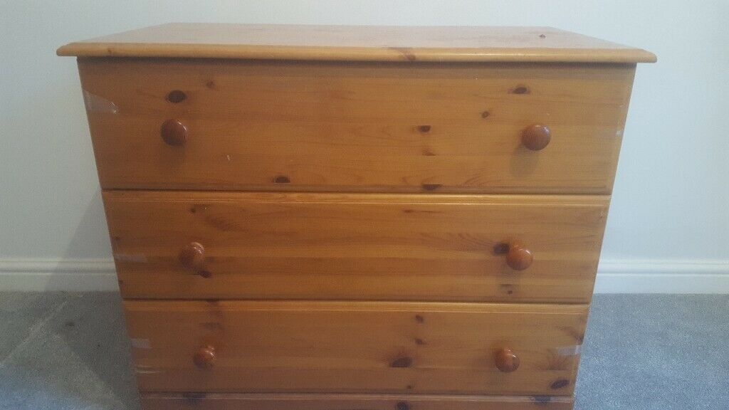 newest 3272f 22bf8 Pine drawers for sale | in Northampton, Northamptonshire | Gumtree