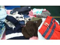 Boys clothes all sizes-in great conditions Brook Green Pick up only
