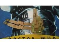 Mtp gun holster