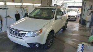 2013 Subaru Forester 2.5X Limited Package