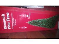 7ft Christmas tree for sale £40