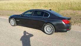 BMW 730ld 2009