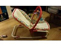 Baby rocker/bouncer upto 9kg