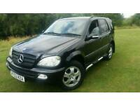 MERCEDES BENZ ML320 L@@K BARGAIN