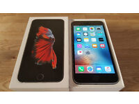 128 Gb Apple iPhone 6S Plus Apple warranty up to April 21, 2017