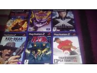 29 playstation games forsale