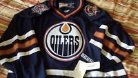 Edmonton Oilers jersey new with tags