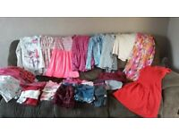 Girls clothing bundle age 9,10,11