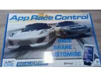 Bluetooth app race control Scalextric