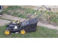 McCullock Petrol lawnmower