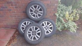 Honda Civic Winter Wheels and Tyres