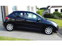 Peugeot 207 1.4 petrol excellent we car only 65000 miles mot to 14 march 2019