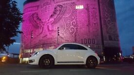2015(65)Volkswagen beetle tdi sport bmotion tech
