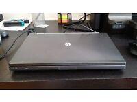 HP Workstation Elitebook 8570w 8 GB RAM 500GB