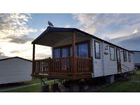 Caravan for holiday rental