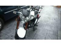 KEEWAY rkv Motorcycle 125cc
