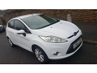 ford fiesta 1.25 petrol service history new mot and service 07454597779
