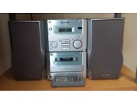 Sharp XL30 micro component CD stereo system